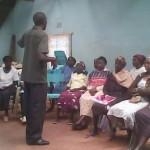 organic farming training session